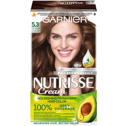 Garnier Nutrisse 5.3 Lys gyldenbrun