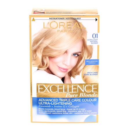 L'Oréal Paris Excellence Pure Blonde 01 Ultra-Light Natural Blond