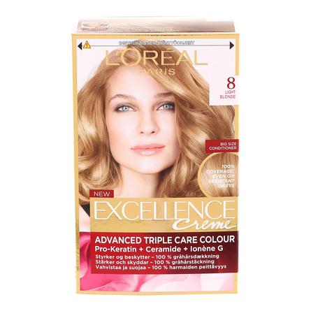 L'Oréal Paris Excellence Creme 8 Lysblond