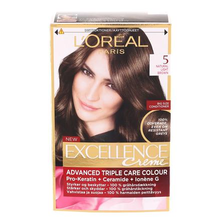 L'Oréal Paris Excellence Creme 5 Lysebrun