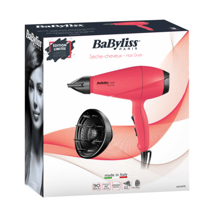 BaByliss AC Dryer med Diffuser 2000 W