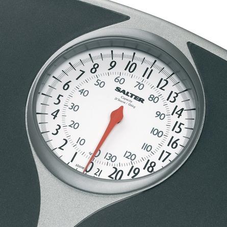 Salter Speedo Dial Mekanisk Badevægt Max 136 kg