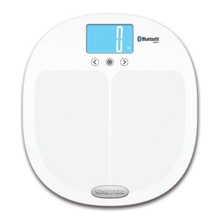 Salter Badevægt Bluetooth Smart Analyser Pro Max 200 kg