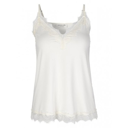 Rosemunde Top Ivory str. 34
