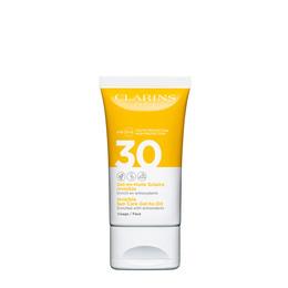 Clarins Sun Face Wrinkle Control Gel SPF 30 50 ml