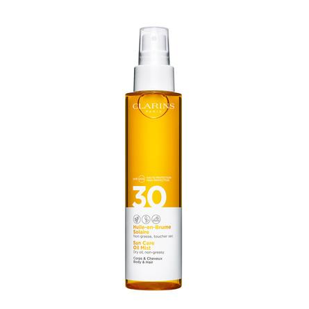 Clarins Sun Body Oil SPF 30 150 ml