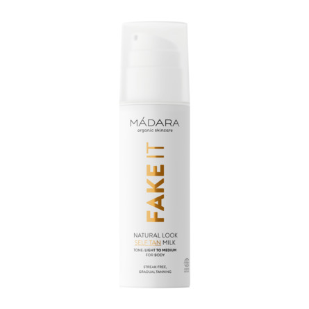 Mádara Fake IT Natural Look Self-Tan Milk 150 ml