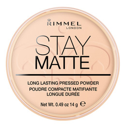 Rimmel Stay Matte Fast Pudder 006 Warm Beige