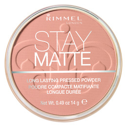Rimmel Stay Matte Fast Pudder 007 Mohair