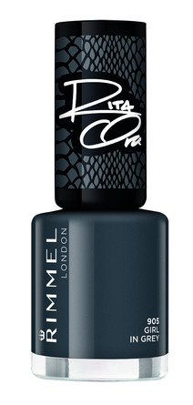 Rimmel 60 sec Rita 60 Shades of Black 905 Girl In Grey