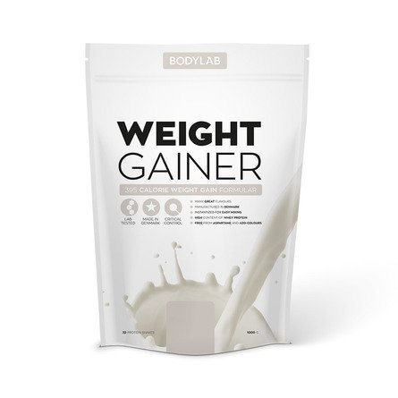 Bodylab Weight Gainer Vanilla Milkshake 1,5 kg