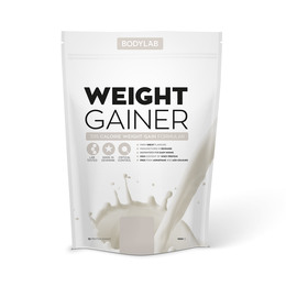 BodyLab Weight Gainer Strawberry Milkshake 1,5 kg
