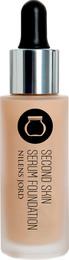 Nilens Jord Second Skin Serum Foundation 549