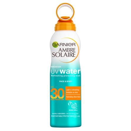 Garnier Ambre Solaire UV Water Mist SPF 30 200 ml