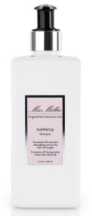 MioMillio SoftMeUp Shampoo 400 ml