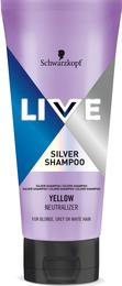 Schwarzkopf LIVE Silver Shampoo 200 ml