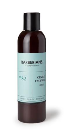 Barberians cph Gentle Facewash 200 ml