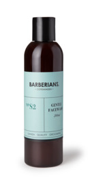 Barberians cph Gentle Facewash 200 ml