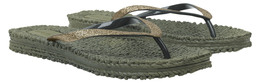 Ilse Jacobsen Glitter Flip Flop Army Str. 41
