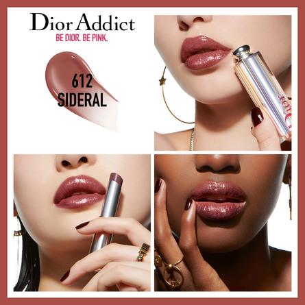 DIOR Addict Stellar Shine Lipstick 612 Sideral
