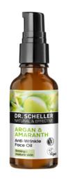Dr. Scheller Arganolie Antirynke Ansigtsolie
