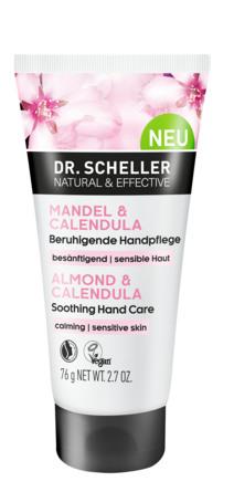 Dr. Scheller Mandel & Calendula Beroligende Håndcreme 75 ml