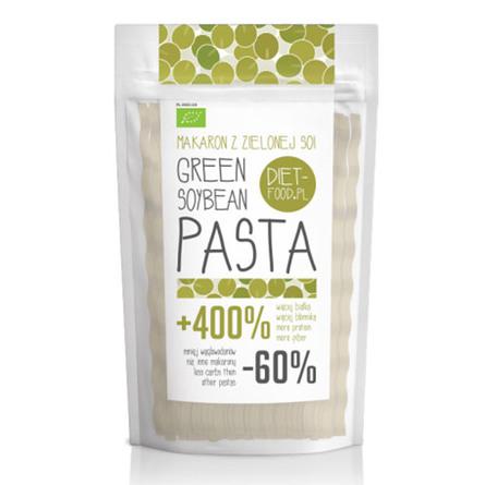 Soja fettuccine grøn Ø glutenfri 200 g