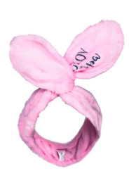 GLOV Bunny Ears Head Band Pink