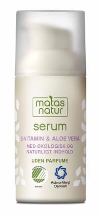 Matas Natur Aloe Vera og E-vitamin Serum 30 ml