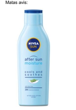 Nivea Sun Aftersun Moisture Lotion 200 ml