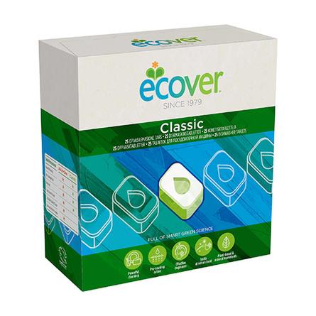 Ecover Opvasketabs Classic 25 tab