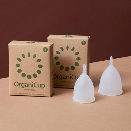 OrganiCup Menstruationskop Str A