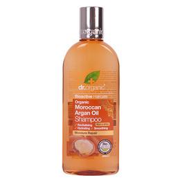 Dr. Organic Moroccan Argan Oil Shampoo 265 ml