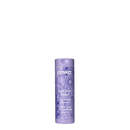 amika: Bust Your Brass Cool Blonde Shampoo 60 ml