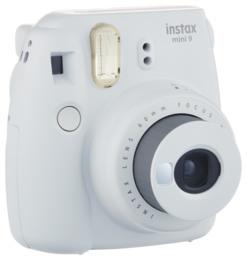 Instax Mini9 Analogt Instant Kamera Smokey White