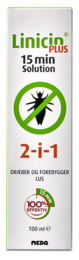 Linicin Plus Solution 100 ml