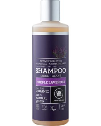 Urtekram Shampoo Purple lavender øko 250 ml