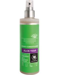 Urtekram Spray conditioner leave in aloe vera øko 250 ml