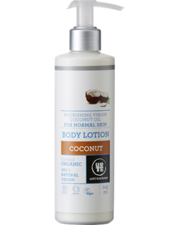 Urtekram Bodylotion coconut øko 245 ml