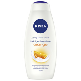 Nivea Shower Indulging Moisture Orange 750 ml