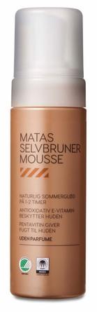 Matas Striber Selvbruner Mousse Uden Parfume 150 ml