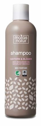 Matas Natur Havtorn & Blåbær Shampoo 400 ml