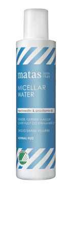 Matas Striber Micellar Water Normal Hud 75 ml, rejsestørrelse