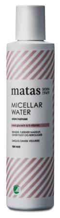 Matas Striber Micellar Water til Tør Hud Uden Parfume 250 ml