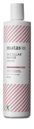 Matas Striber Micellar Water til Tør Hud Uden Parfume 500 ml