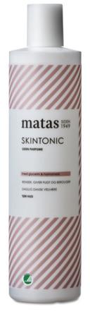 Matas Striber Skintonic til Tør Hud Uden Parfume 500 ml