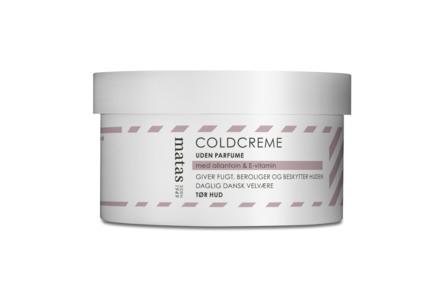 Matas Striber Coldcreme til Tør Hud Uden Parfume 150 ml