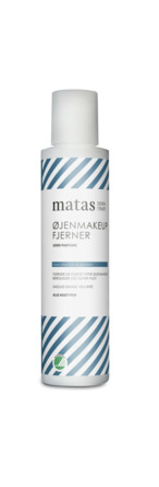 Matas Striber Øjenmakeupfjerner 125 ml