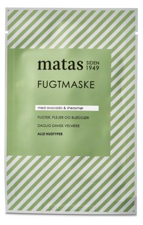 Matas Striber Fugtmaske til Alle Hudtyper 80 ml