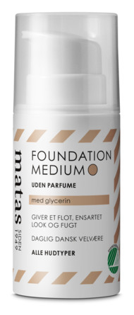 Matas Striber Foundation Medium 30 ml